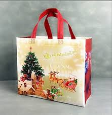 christmas shopping bags christmas shopping bag wholesale reusable shopping bags for new