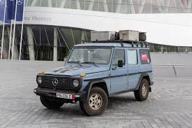 1988 mercedes benz g class covered 890 000 km over 215 countries