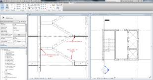 revit 2014 u2013 structural stairs from architectural stairs