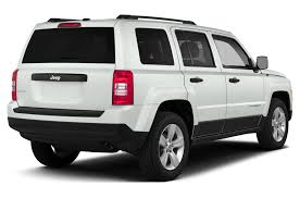 2017 jeep patriot silver 2017 jeep patriot heir thought carbuzz info