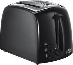 Asda Toasters Buy Russell Hobbs Textures 21641 2 Slice Toaster Black Free