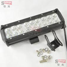 9 Led Light Bar by Aliexpress Com Buy 1pcs 9 U0027 U0027 Led Light Bar Flood Spot 54w Led Bar