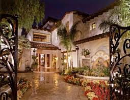 santa barbara style home plans 30elm decorating santa barbara style irvine ca spanish homes