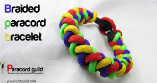 paracord braided bracelet images Round braid paracord bracelet paracord guild jpg