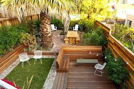 Landscaped Backyard Ideas Backyard Ideas View In Gallery Small Landscaped Backyard