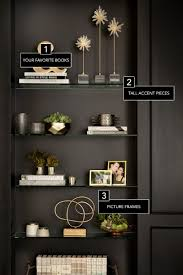 how to style a bookcase steven and chris 25 best ideas about