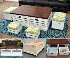 wine crate coffee table how to diy wine crate coffee table