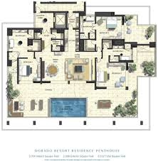 luxury penthouse floor plans penthouse floor plans beachfront