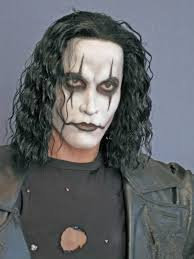 the crow makeup forget spiderman and superman make up party style page 7