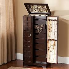 Jewlery Armoires Innovative Extra Large Jewelry Armoire Jewelry Armoire Large Foter