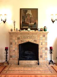 tiles fireplace tiles ideas fireplace hearth tile adhesive