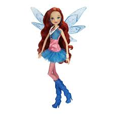 amazon winx club bloom doll style collection toys u0026 games