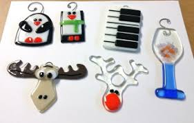 fused glass ornaments october 5th 2014 fireworx glass studio