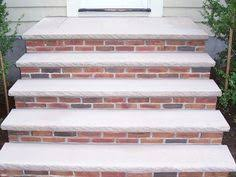 coeur d u0027 alene dark limestone sawn edge paving stairs and pool