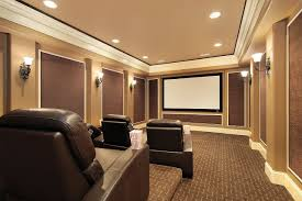 Home Theater Decorating Ideas Pictures by Designing A Home Theater Room Latest Gallery Photo