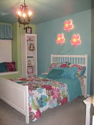 bedroom stunning turquoise bedroom design ideas with light