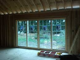 Replacing Patio Door Impressive New Sliding Glass Door Replacing Sliding Glass Doors