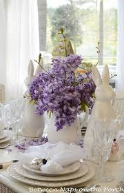 Outside Easter Decor 82 Best Spring Tablescapes Images On Pinterest Easter Decor
