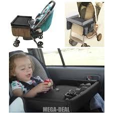tablette pour siege auto mega deal nursery tablette de voyage souple table pour siège d