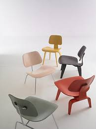 Herman Miller Charles Eames Chair Design Ideas Eames Molded Plywood Chairs Designed By Charles And Eames For