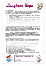 Halloween Mad Libs Esl by 6 Free Esl Laughter Worksheets