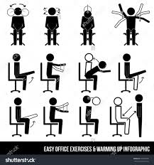 Exercise At The Office Desk Exercise Office Chairs Diy Wall Mounted Desk Www