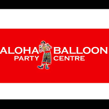 aloha balloon party centre home facebook