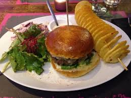 cuisine ch ti ch ti burger picture of s restaurant arras tripadvisor