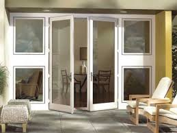 Out Swing Patio Doors Outdoor Contemporary Patio Design With Patio Doors