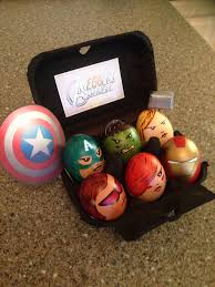 egg decorating avengers assemble fandoms pinterest