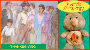 how many days to america a thanksgiving story read aloud