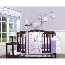 purple crib bedding sets you u0027ll love wayfair