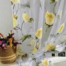 Yellow Valance Curtains Engrossing Snapshot Of Glad Window Sheers Graphic Of Desirable