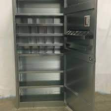 Metal Storage Cabinet Metal Storage Cabinet With Doors Premier Door Company