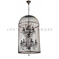 Birdcage Chandelier Shabby Chic Joe U0027s Prop House
