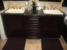 w bathroom storage wall cabinet in warm cinnamon tulsa cabinet