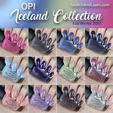 opi turn on the northern lights opi turn on the northern lights swatch and learn