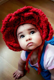 Preemie Halloween Costume Preemie Newborn Red Rose Hat Flower Bonnet Baby Shower Gift
