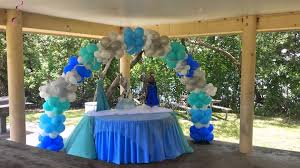 party decoration rentals frozen balloons decorations party rental miami