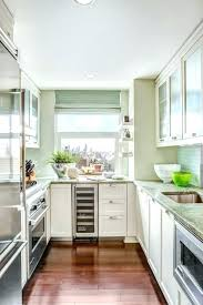 ideas for a galley kitchen galley kitchen remodel krowds co