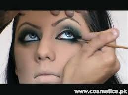 pakistani bridal makeup dailymotion bridal makeup video by naeem khan 2016