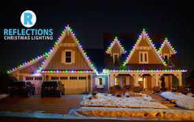 Professional Christmas Lights Professional Christmas Lighting By Reflections Reflections