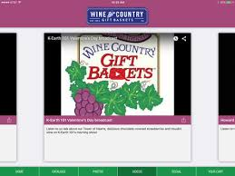 Wine And Country Baskets Wine Country Gift Baskets Icatalog On The App Store