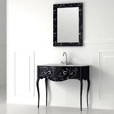 vintage freestanding bathroom furniture with classy vanity unit