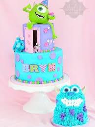 204 disney u0027s monsters monsters cakes images