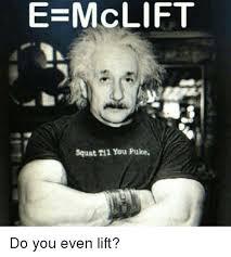 Do You Even Squat Meme - e mclift squat you puke do you even lift meme on me me