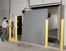 Loading Dock Air Curtain Hvac Make The Loading Dock A More Pleasant Place During The Cold