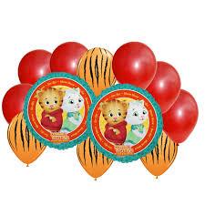 daniel tiger birthday theme free printable invitation design