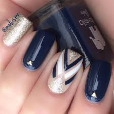 best 20 navy nail designs ideas on pinterest blue wedding nails