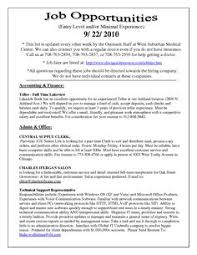 Resume Examples No Experience by Operations Manager Cover Letter No Experience Http Ersume Com
